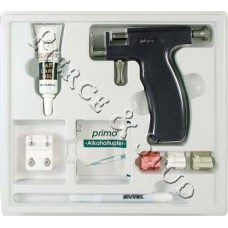Пистолет (универсальный комплект) для прокалывания мочки уха система R993
