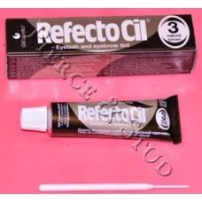 Краска Refecto Cil коричневая 3