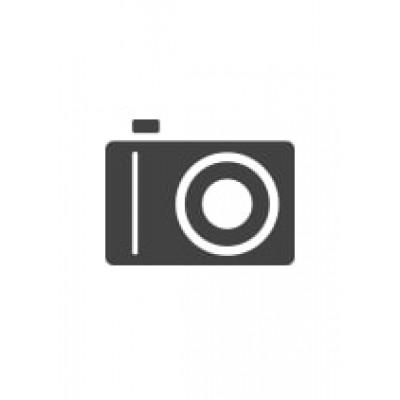 Серьги-иглы средний крапан Горный хрусталь - White