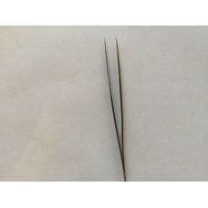 Пинцет для наращивания ресниц прямой